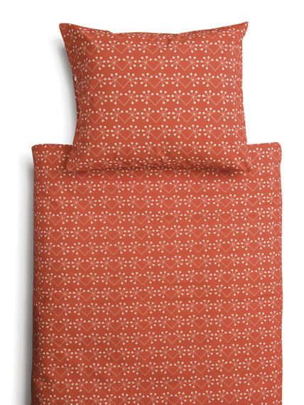 Žofka red bed linen