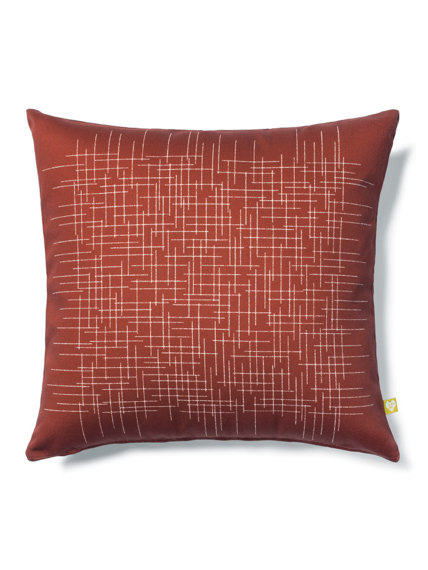 Twigs tomato cushion