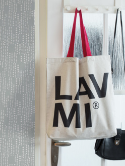 Shopper bag Logo