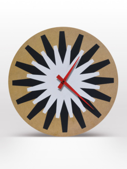 Flash clocks