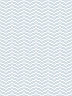 Soda blue sample of wallpaper