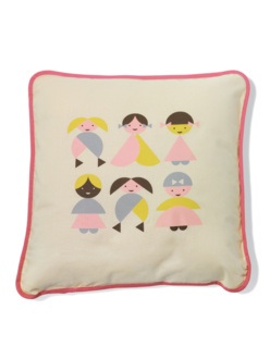 Frida Colette cushion cover