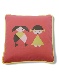 Frida Rosa cushion cover