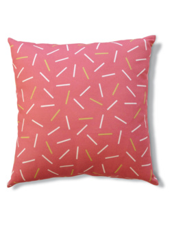 Cushion Matches pink