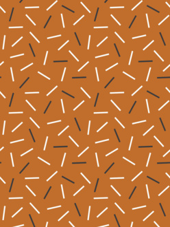 Matches cinnamon sample of wallpaper