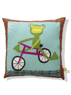 Racing Debi cushion