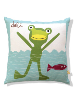 Bathing Debi cushion