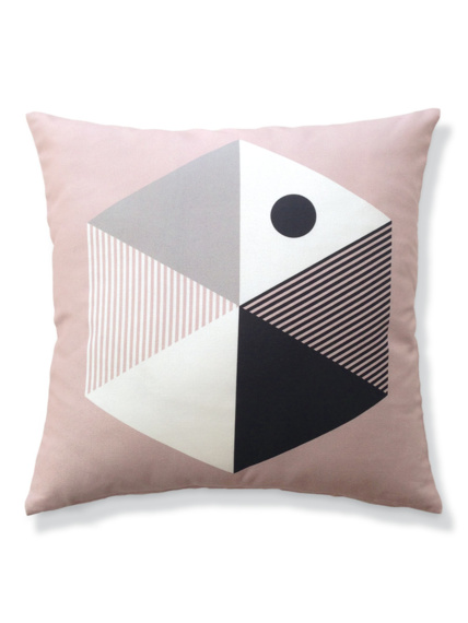 Cushion Kempink pink