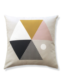 Kempink grey cushion