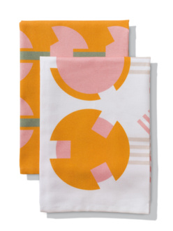 Blossom Holland & Dance tea towels set 2 pcs