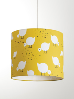 Lampshade Juli yellow