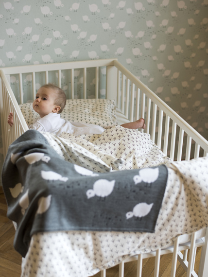 Walk kids bed linen