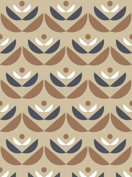 Cookies brown wallpaper 1 m