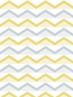 Hills yellow wallpaper 1 m
