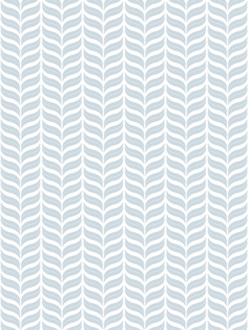 Soda blue non-woven wallpaper 1 m