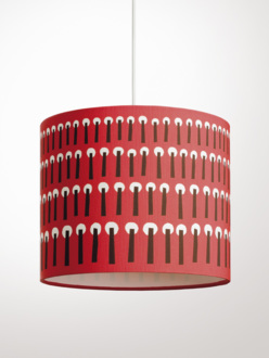 Sticks lampshade